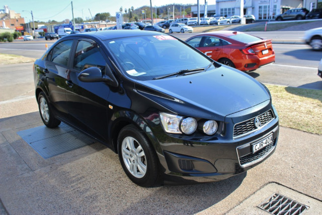 2012 MY11 Holden Barina TK  Sedan Mobile Image 4