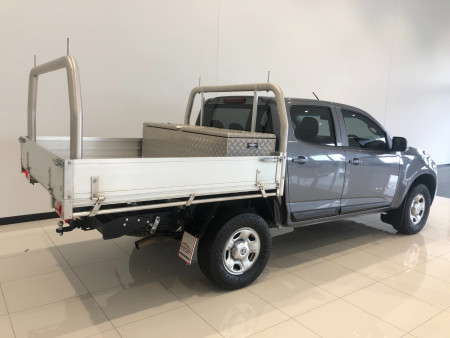 2016 Holden Colorado RG Turbo LS 4x4 d/c chass Image 4