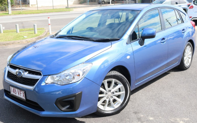 Subaru Impreza 2.0I G4 MY14
