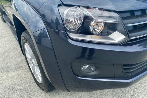 2016 Volkswagen Amarok 2H MY16 TDI420 4MOTION Perm Core Utility Image 3