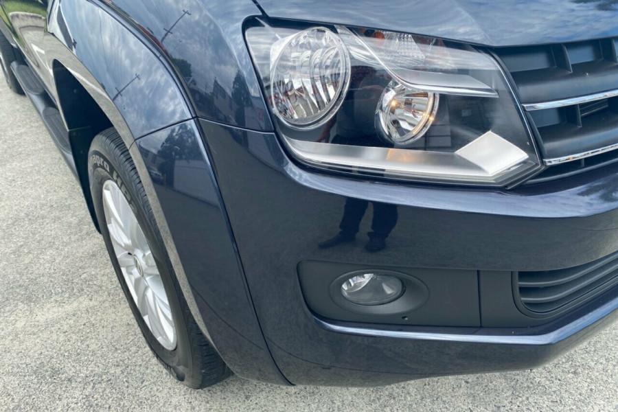 2016 Volkswagen Amarok 2H MY16 TDI420 4MOTION Perm Core Utility