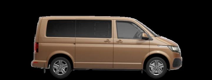 New Volkswagen Multivan