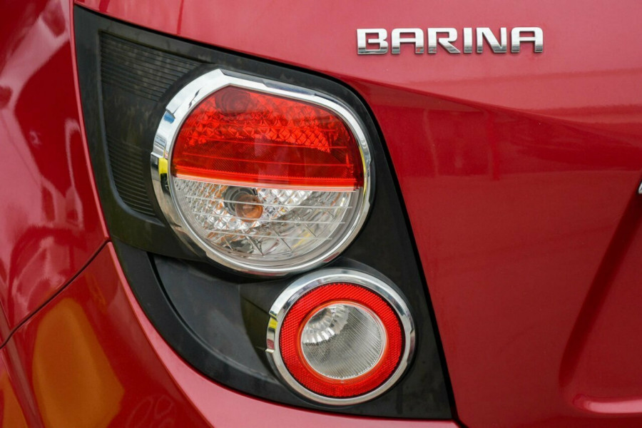 2014 Holden Barina TM MY14 CD Hatchback Image 8