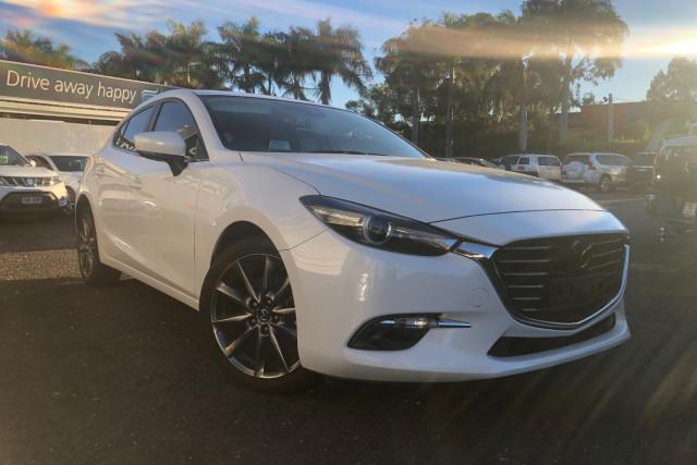 2018 Mazda 3 Hatchback
