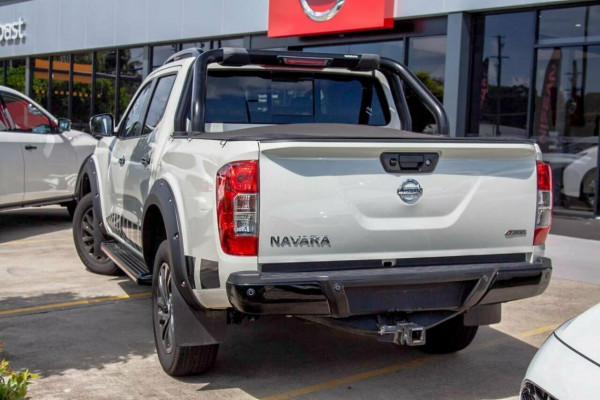 2019 Nissan Navara D23 Series 4 MY19 N-Trek Special Edition (4x4) Dual cab pick-up Image 2
