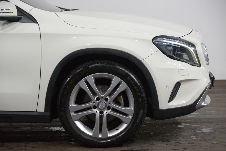 2017 Mercedes-Benz Gla 220 D