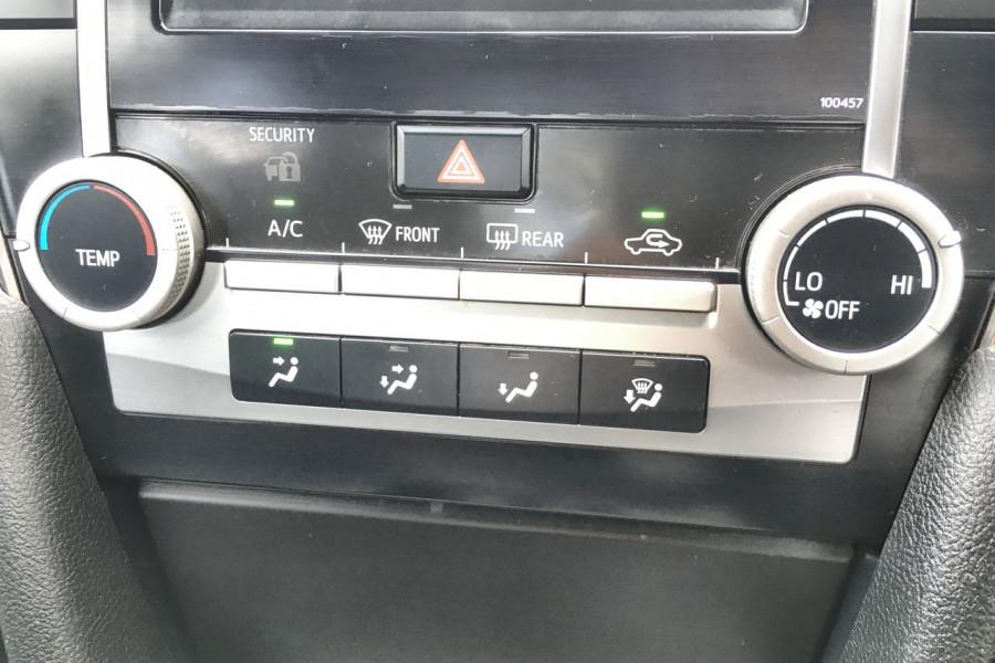 2015 Toyota Camry ASV50R Altise Sedan Image 11
