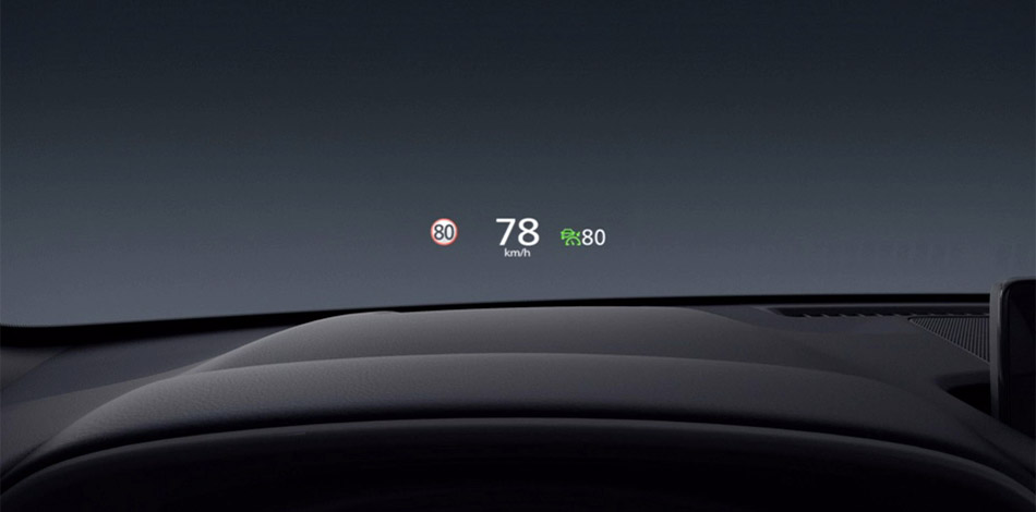 ACTIVE DRIVING DISPLAY Image