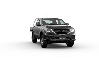 2020 Mazda BT-50 UR 4x4 3.2L Dual Cab Chassis XT Cab chassis Image 5