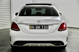 2015 Mercedes-Benz C-class W205 C250 Sedan Image 4