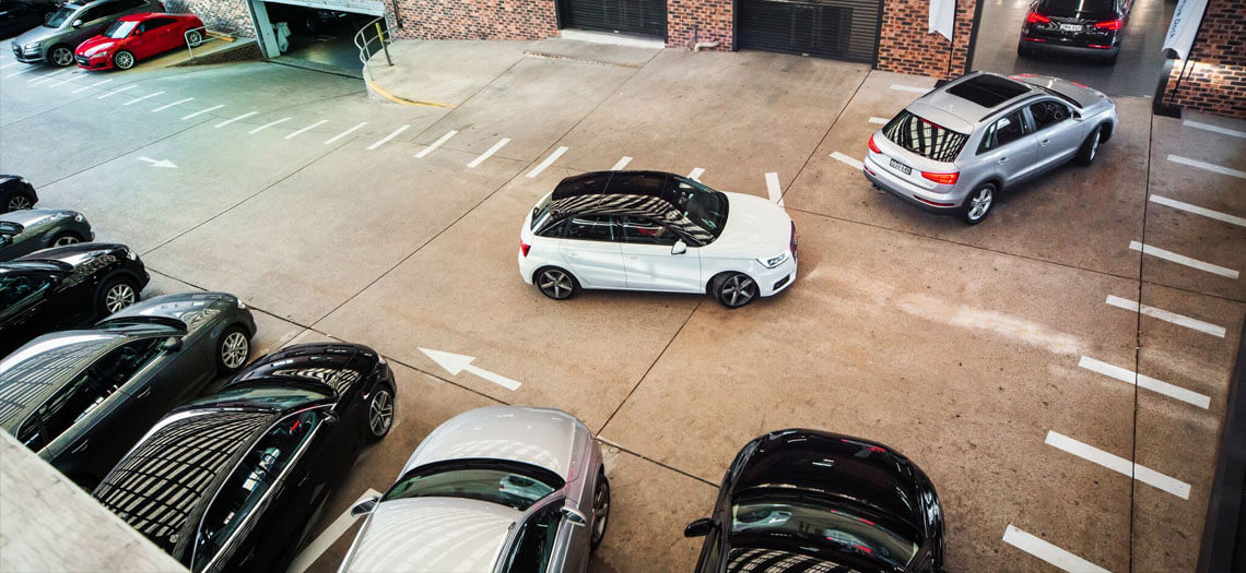 About Audi Five Dock