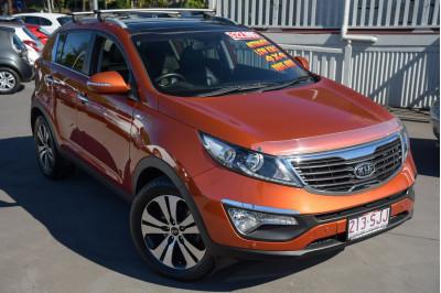 2012 Kia Sportage SL MY12 Platinum Suv Image 2