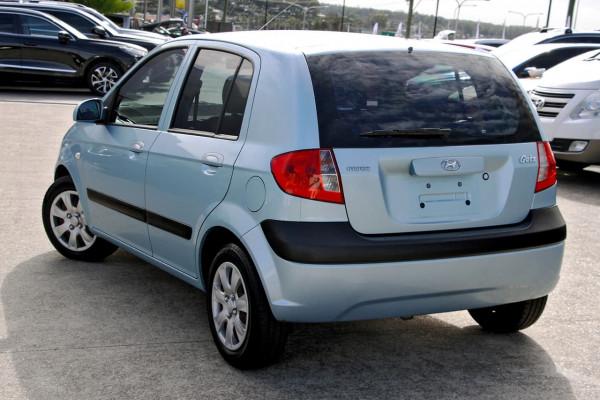 2009 Hyundai Getz TB MY09 S Hatchback image 2
