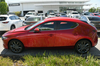 2020 Mazda 3 BP G25 Evolve Hatch Hatchback Image 4