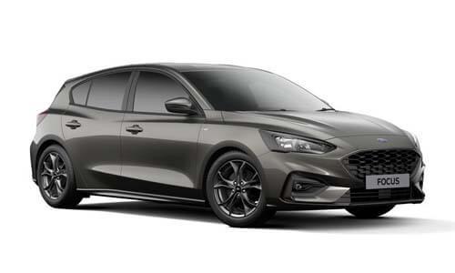 2018 MY19 Ford Focus SA ST Line Hatch Hatch