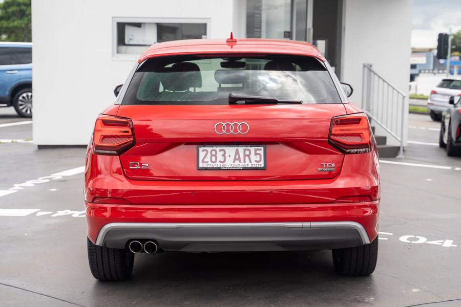 2017 Audi Q2 sport
