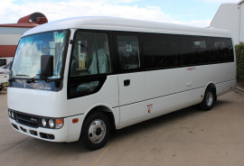 2017 Fuso Rosa Deluxe 25 Seater Bus