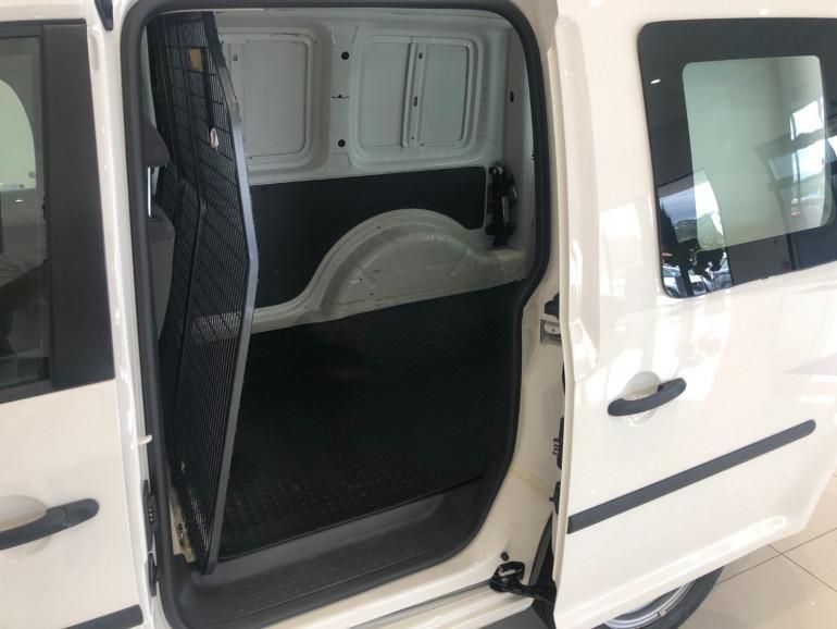 2014 Volkswagen Caddy 2KN Turbo TDI250 Van Image 12