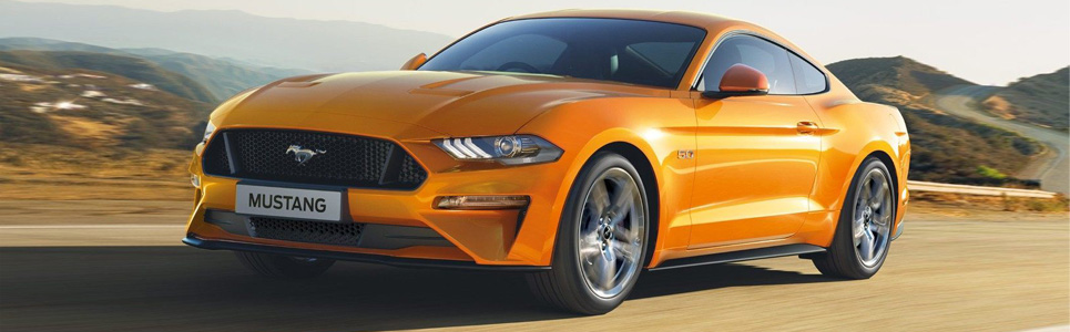 Build A Mustang >> New Ford Mustang For Sale In Shepparton Darryl Twitt Ford