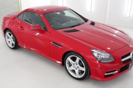 Mercedes-Benz C Class R171 MY09