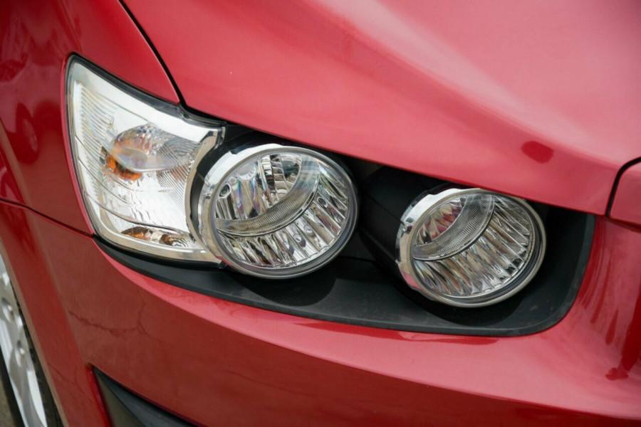 2014 Holden Barina TM MY14 CD Hatchback Image 7