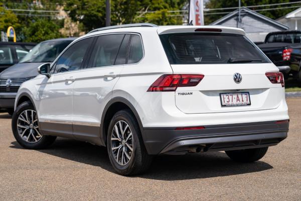 2018 Volkswagen Tiguan 5N  110TSI Comfrtline Suv Image 2