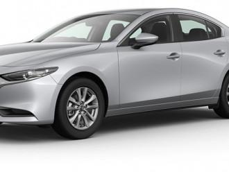 Mazda 3 G20 Pure Sedan BP