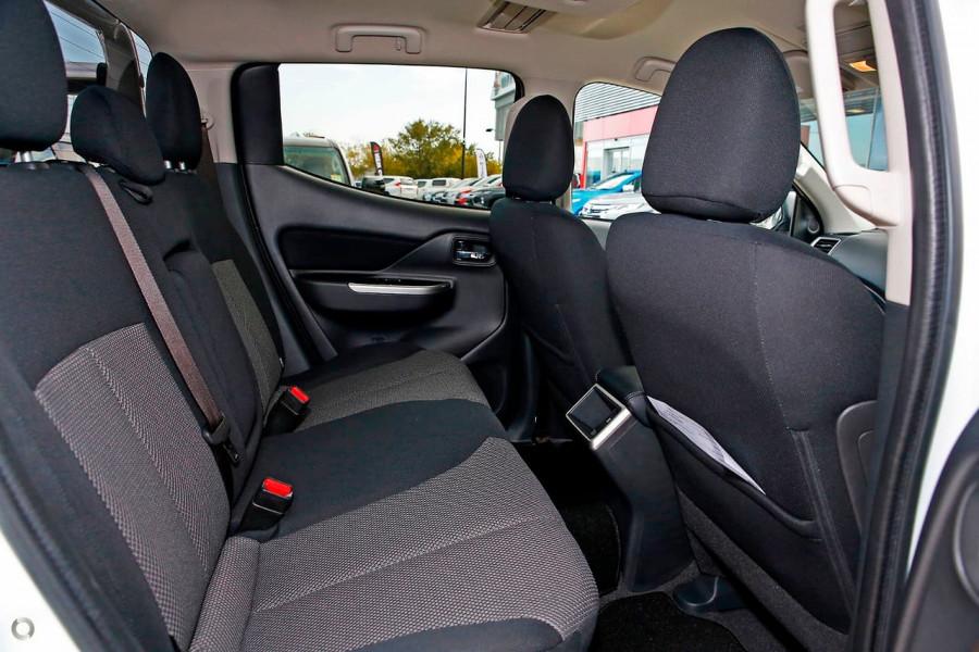 2018 MY19 Mitsubishi Triton MR GLS Double Cab Pick Up 4WD Utility