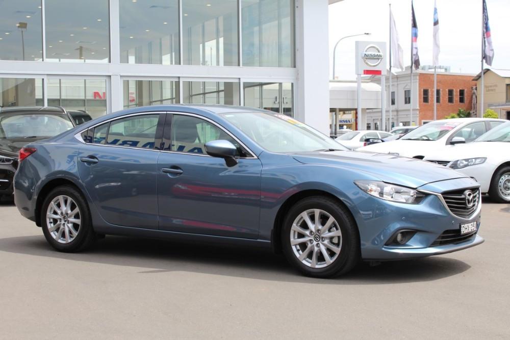 Used 2013 Mazda 6 GJ1031 Touring Sedan for sale in Tamworth - JT ...
