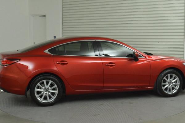 2014 Mazda 6 GJ1031 Touring Sedan Image 3