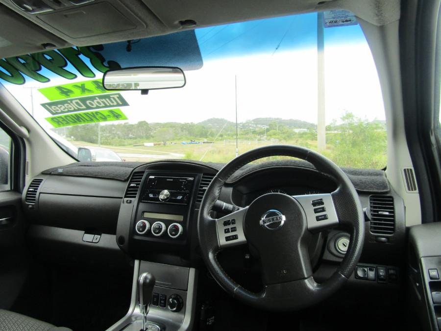 2013 MY12 Nissan Navara D40 S6 MY12 ST Utility Image 11