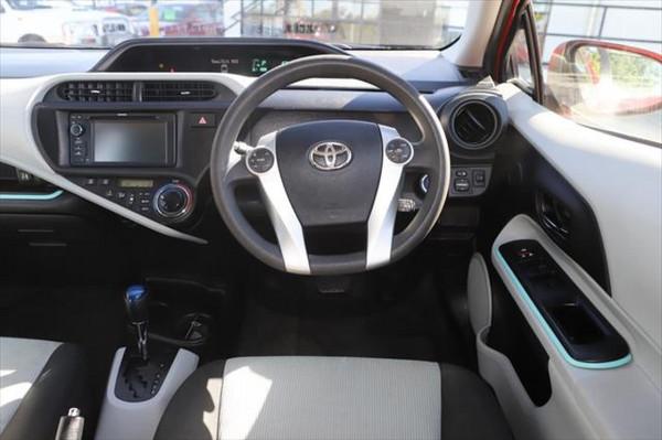 2013 Toyota Prius C NHP10R Hatchback