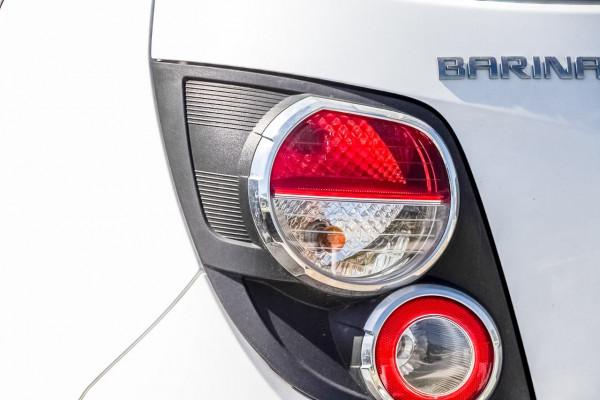 2012 Holden Barina TM MY13 CD Hatchback