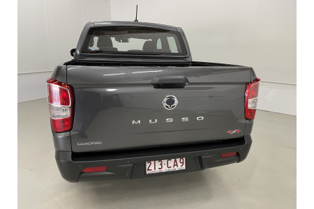 2021 SsangYong Musso Q215 MY21 ELX Utility Image 4