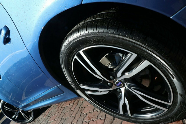 2017 Volvo XC60 DZ MY17 T5 Geartronic AWD R-Design Suv
