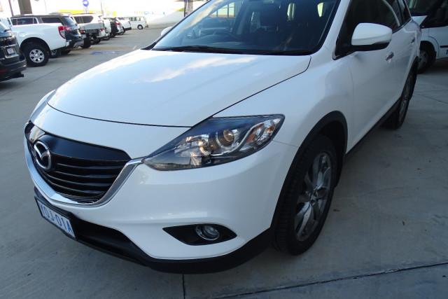 2015 Mazda CX-9 Luxury