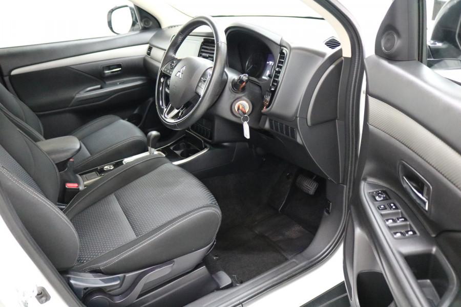2018 MY18.5 Mitsubishi Outlander ZL ES Suv