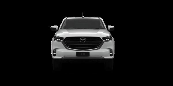 2020 MY21 Mazda BT-50 TF XT 4x4 Pickup Cab chassis