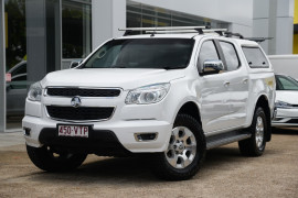 Holden Colorado LTZ RG