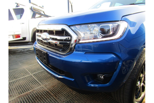 2020 Ford Ranger PX MKIII 2020.75MY XLT Utility Image 2