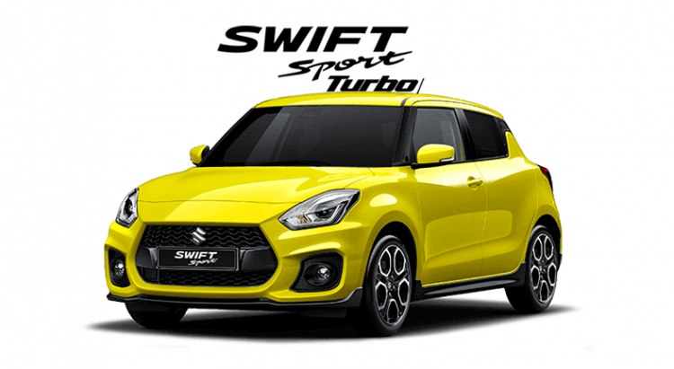 New Suzuki Swift Sport