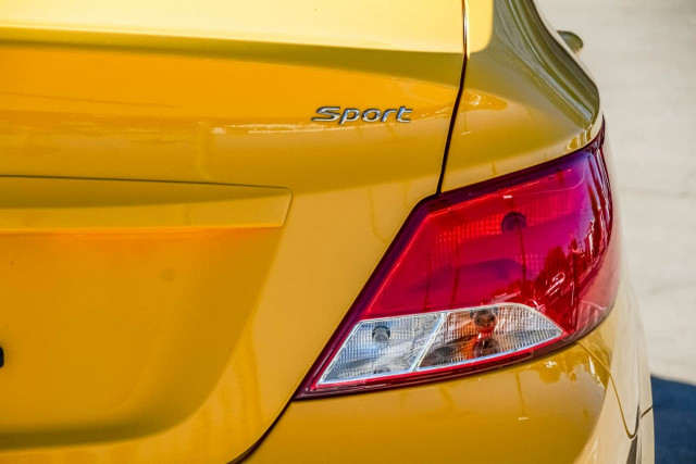 2018 Hyundai Accent RB6 MY18 Sport Sedan Image 18