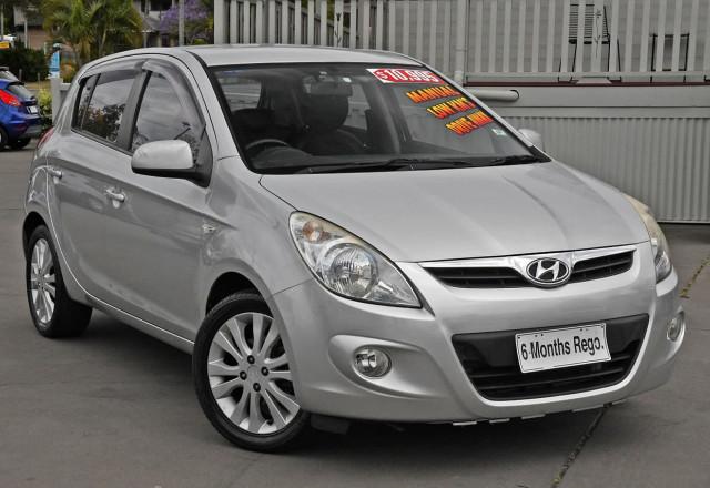 2011 Hyundai I20 PB MY11 Premium Hatchback