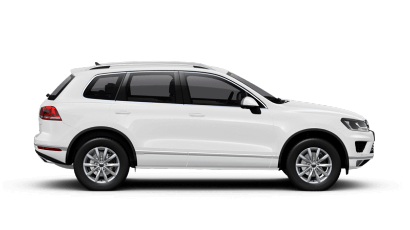 Touareg 150TDI 8 Speed Automatic