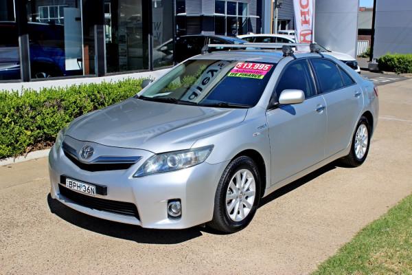 2010 Toyota Camry AHV40R  Hybrid Hybrid - Luxury Sedan