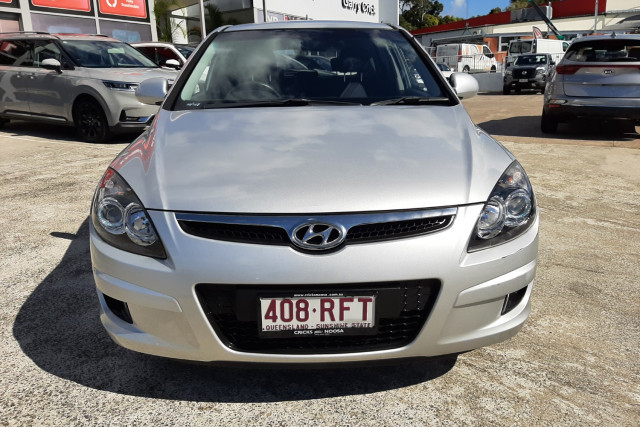 2010 MY11 Hyundai I30 FD  SX Hatchback Image 2
