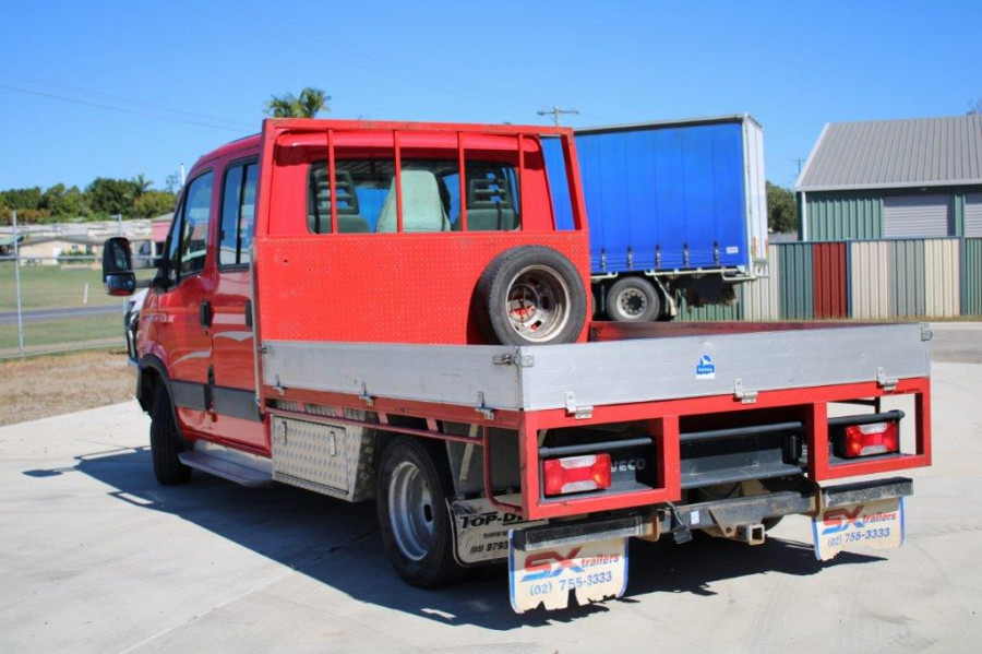 2008 Iveco 50c Daily Dual Cab Truck Image 3