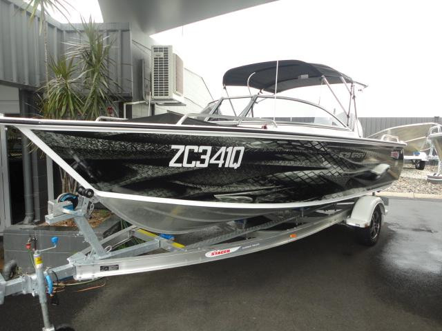 Stacer Easy Rider Boat STACER 579 Easy Rider