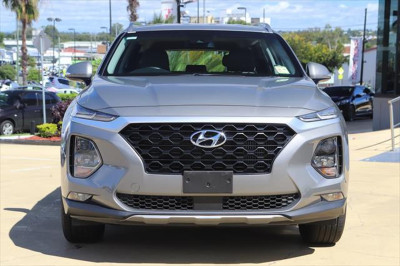 2019 Hyundai Santa Fe TM MY19 Active Suv Image 5