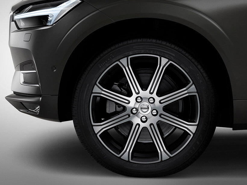 Diamond-cut wheels Image